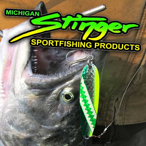 Michigan Stinger Lures
