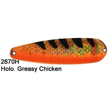 Super Slim SS2670H Holographic Greasy Chicken (Gold)