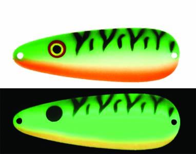 Moonshine Premium fishing lures - Wild Perch made in Michigan