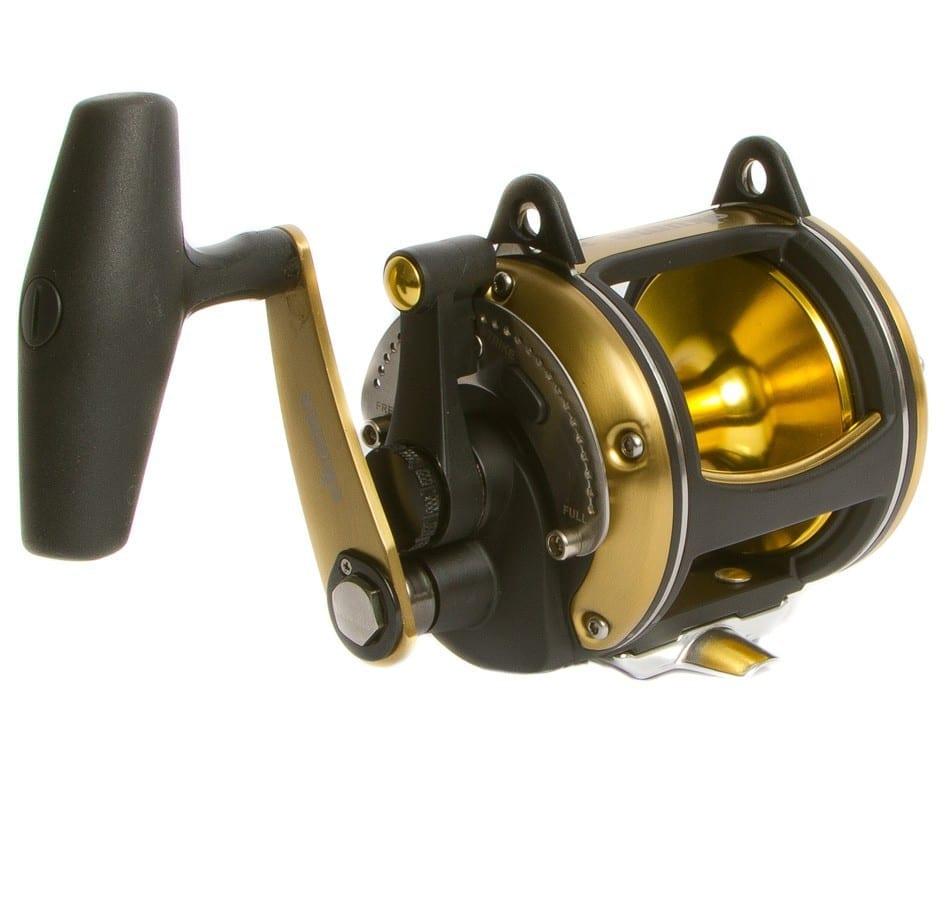 Okuma solterra 50l pre spooled reels captain chuck 39 s ii for Okuma fishing reels