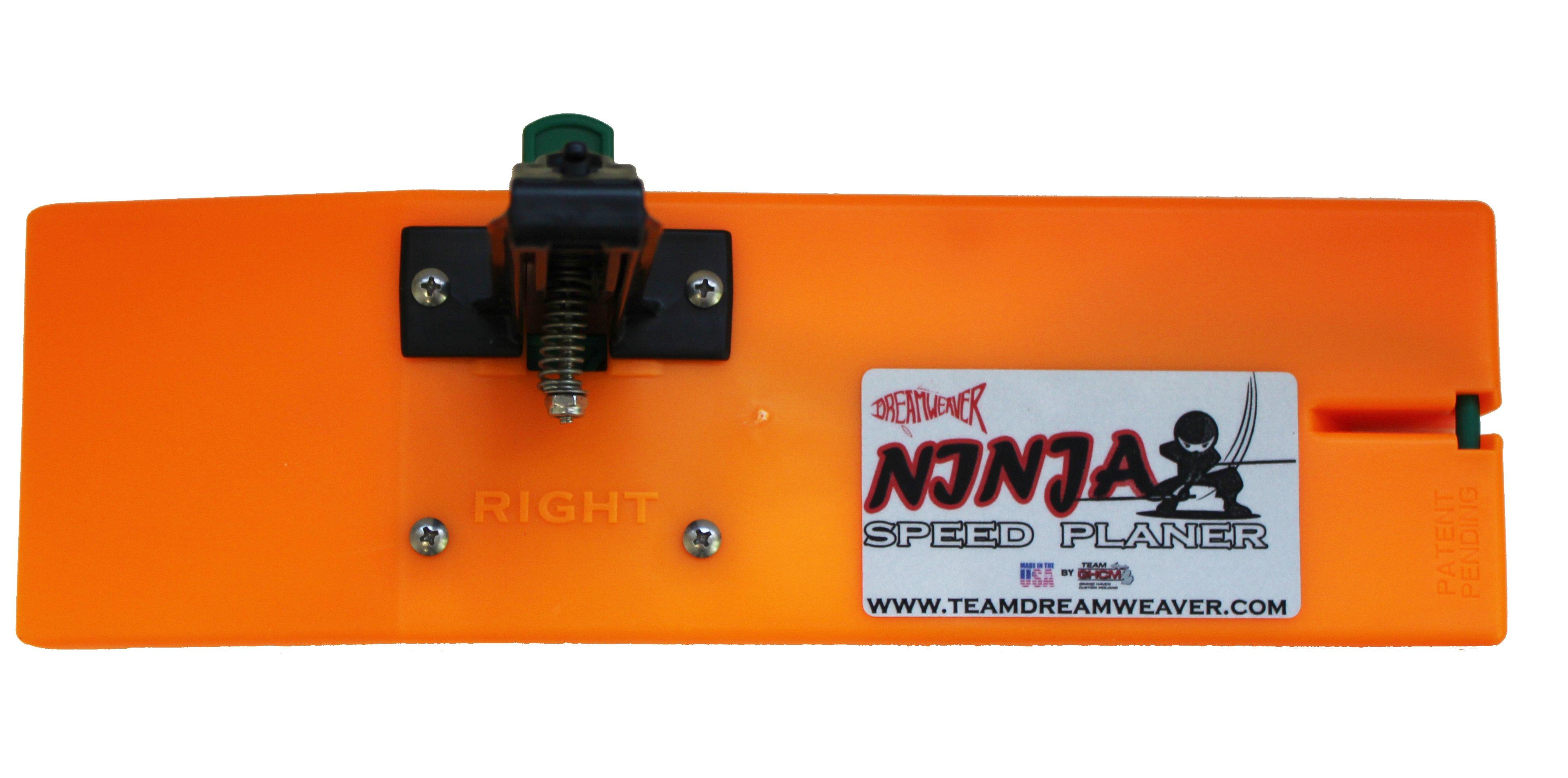 Dreamweaver Ninja Side Planer